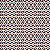 Mantel Geométrico estilo 60