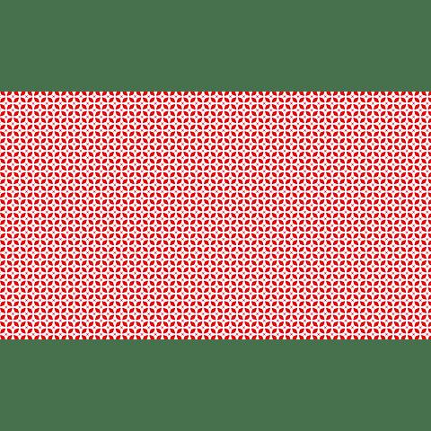 Mantel Geométrico Olas