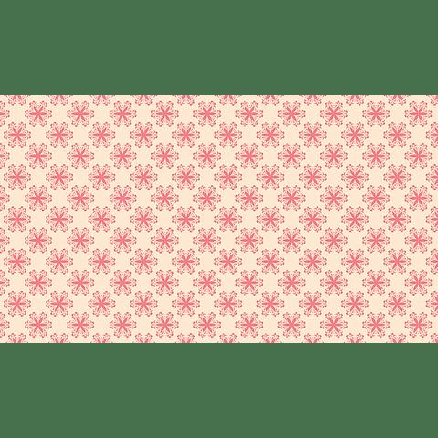 Mantel Flores en Fondo 1
