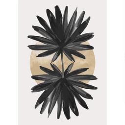 Círculo Doble Flor
