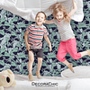 PAPEL MURAL KIDS GREEN STYLE