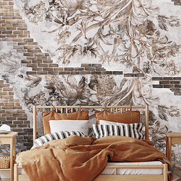 PAPEL MURAL FLORALWALL