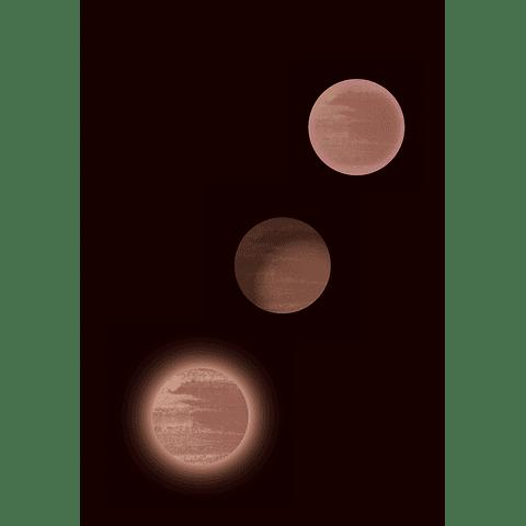 Cortina Baño Moon