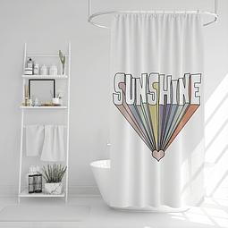 Cortina Baño Sunshine