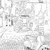 Cortina Baño Aires de Roma