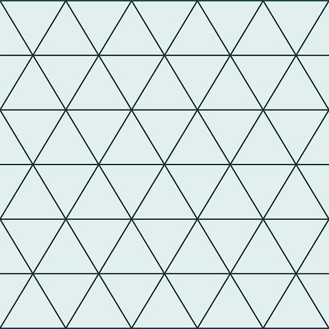Teselado de Triángulos | Claro