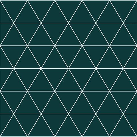 Teselado de Triángulos | Oscuro