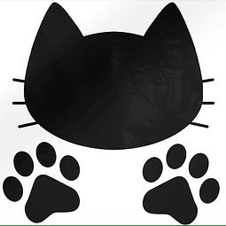 Pizarra Gato