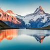 Fotomural Alpes Suizos