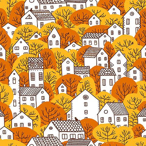 Transparencia Casas otoñales