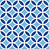 Cenefas Marroquí Circular