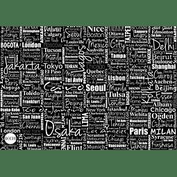 Individual Ciudades del Mundo
