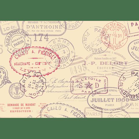 Individual Sellos de Viaje