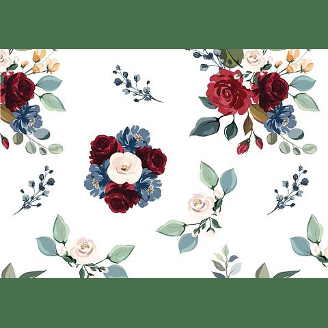 Individual Rosas Silvestres