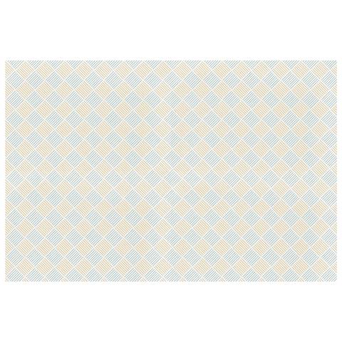 Mantel Líneas Diagonales