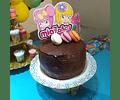 Topper de Torta Simple