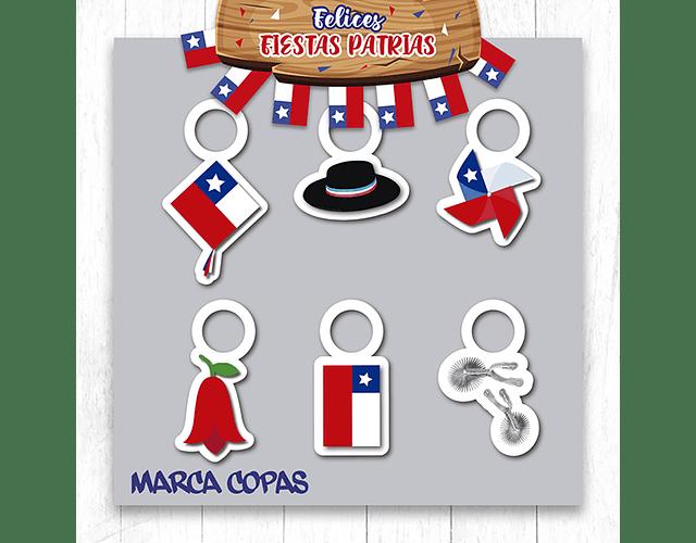 Marca Copas Fiestas Patrias