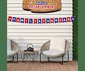 Banderines Personalizados Fiestas Patrias