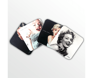 Posavasos Marilyn