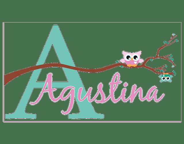 Vinilos para Muro - Agustina Buhos
