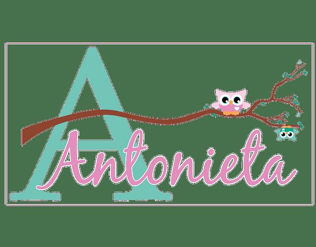 Vinilos para Muro - Antonieta Buhos
