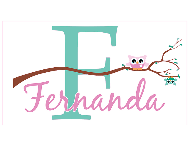 Vinilos para Muro - Fernanda Buhos