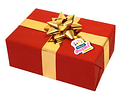 12 etiquetas adhesivas de cumpleaños MIX
