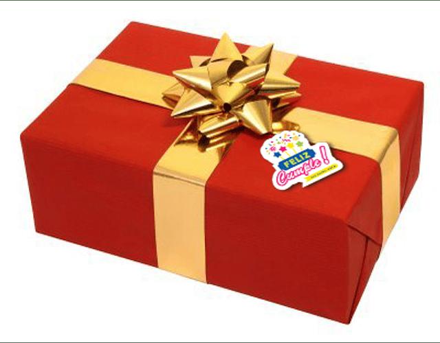 12 etiquetas adhesivas de cumpleaños DISEÑO 2