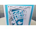 Tarjeta 3D Feliz Día Mamá