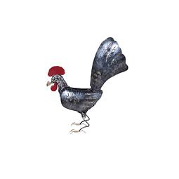 Gallo latón