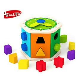 Caja encaje con reloj Acooltoy