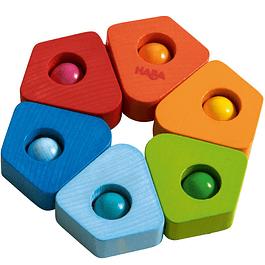 Mordedor Manchas de Colores Haba