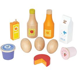 Set de alimentos saludables Hape