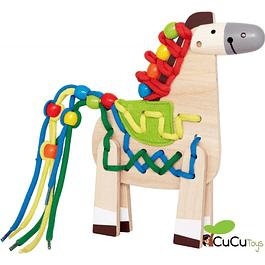 Enhebrador pony Hape