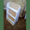 Librero de madera infantil mixto 90*90 cm