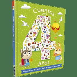 Cuentos para niñas y niños de 4 años