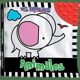 Libro de tela Mis primeros animales