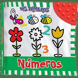Libro de tela Mis primeros números