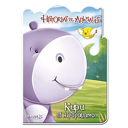 Historias de animales - Kubu el hipopótamo