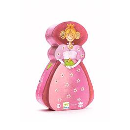 Puzzle La Princesa y el Sapo 36 piezas