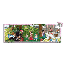 Puzzle Alicia en el País de las Maravillas 50 piezas