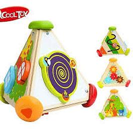 Pirámide de actividades Acooltoy