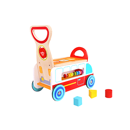 Caminadora Multifuncional Tooky Toy