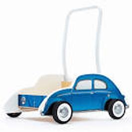Carro de arrastre Escarabajo azul Hape