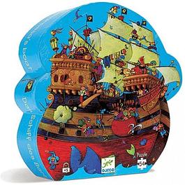Puzzle Barco Barbarossa 54 piezas