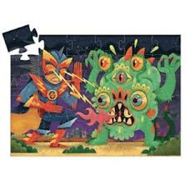 Puzzle Niño Láser 36 piezas