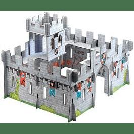 Castillo Medieval 3D Pop Up