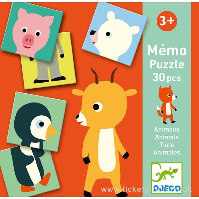 Memo puzzle Animo