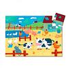 Puzzle Vaca 24 piezas