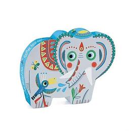 Puzzle Elefante 24 piezas